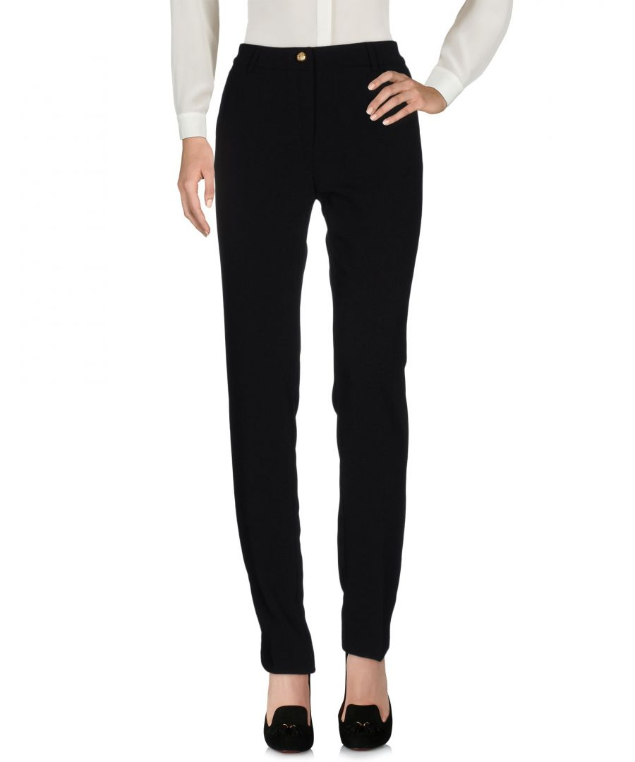 Image for Cavalli Class Black Trousers