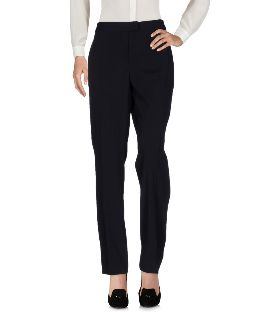 Image for Moschino Cheap And Chic Black Wool Tailored Trousers
