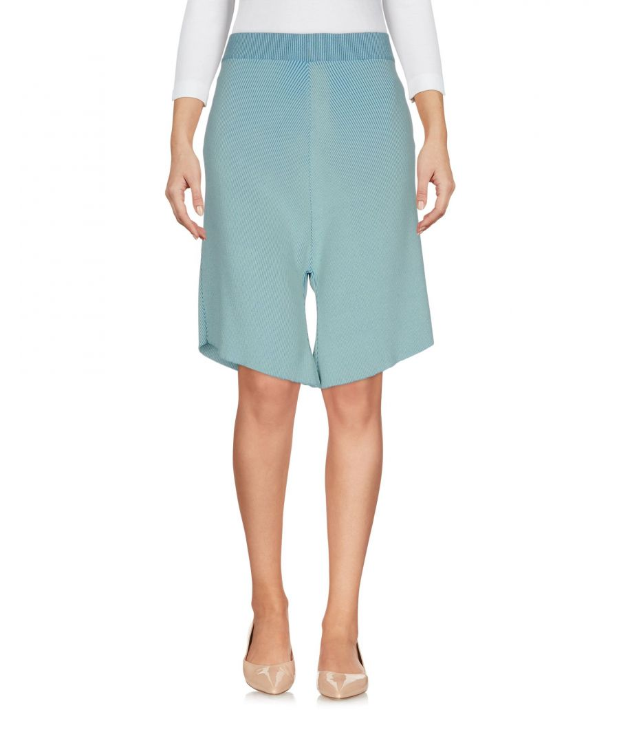 Image for Stella McCartney Light Green Bermuda Shorts