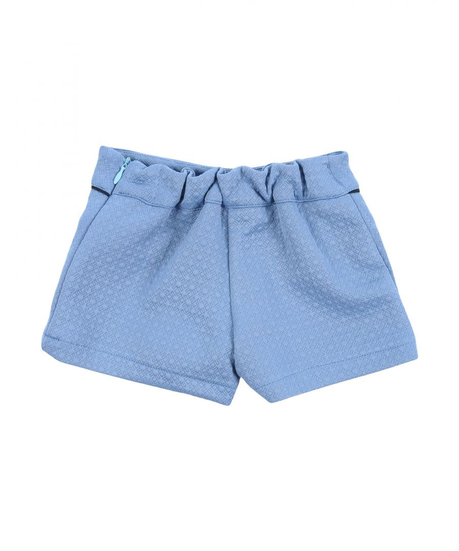 Image for Byblos Pastel Blue Girl Polyester Shorts