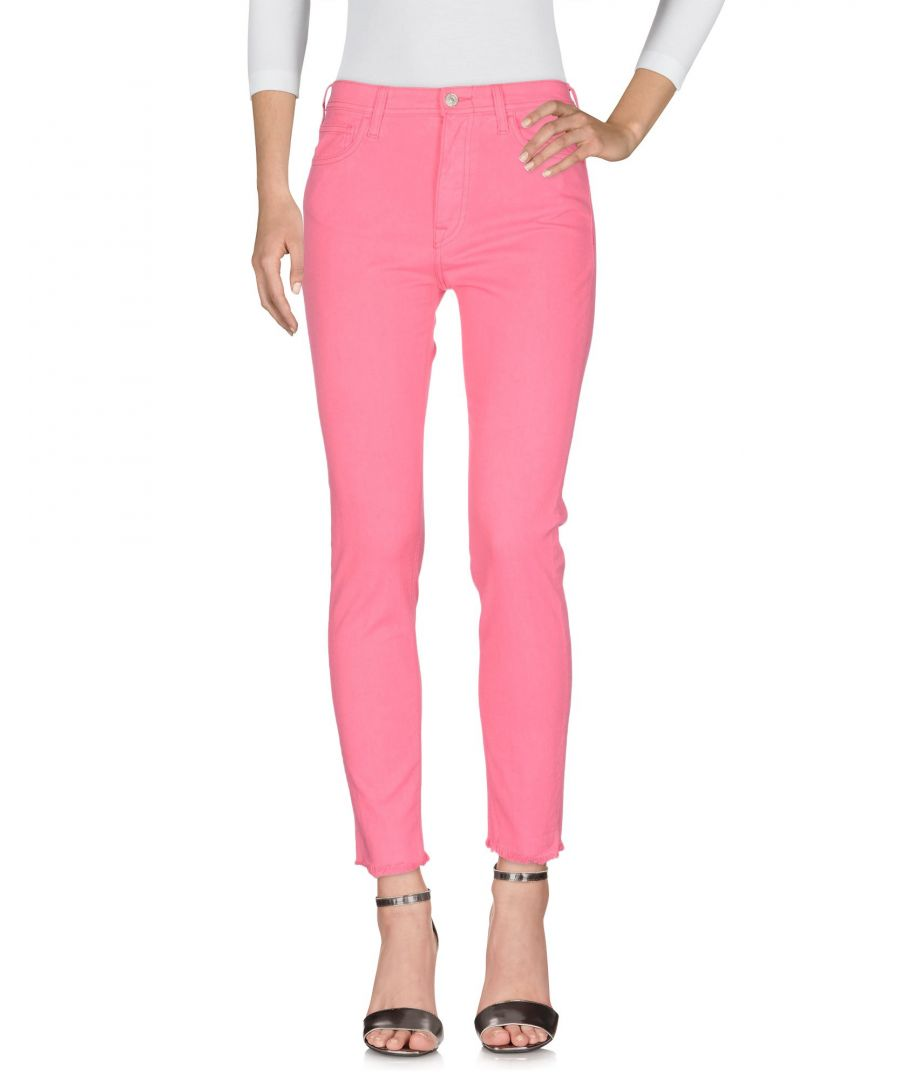 Image for Cycle Pink Cotton Slim Fit Jeans