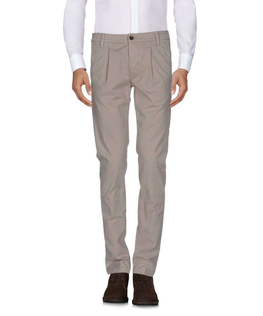 Image for Camouflage Ar And J. Beige Cotton Trousers