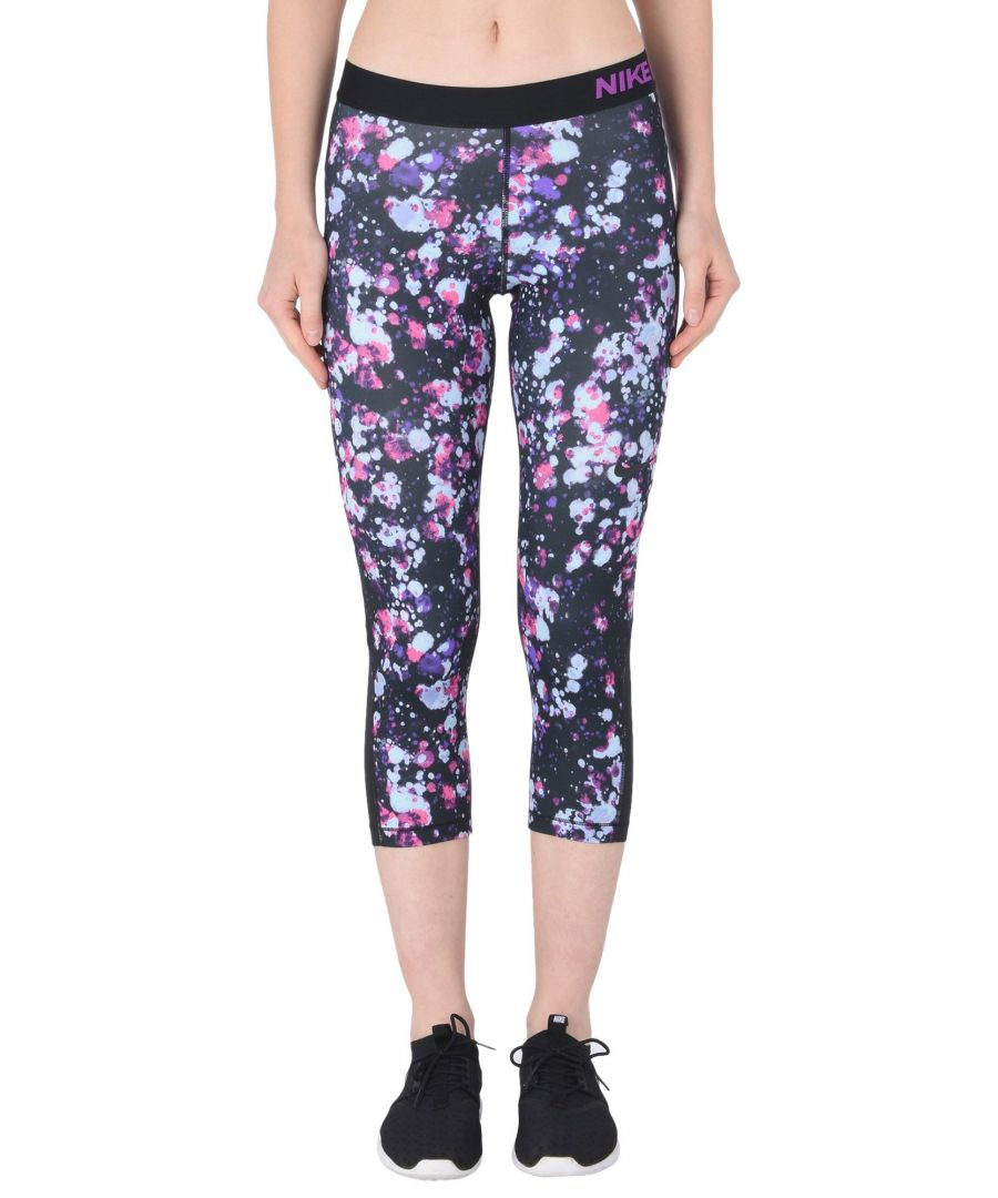 Image for Nike Woman Black Leggings