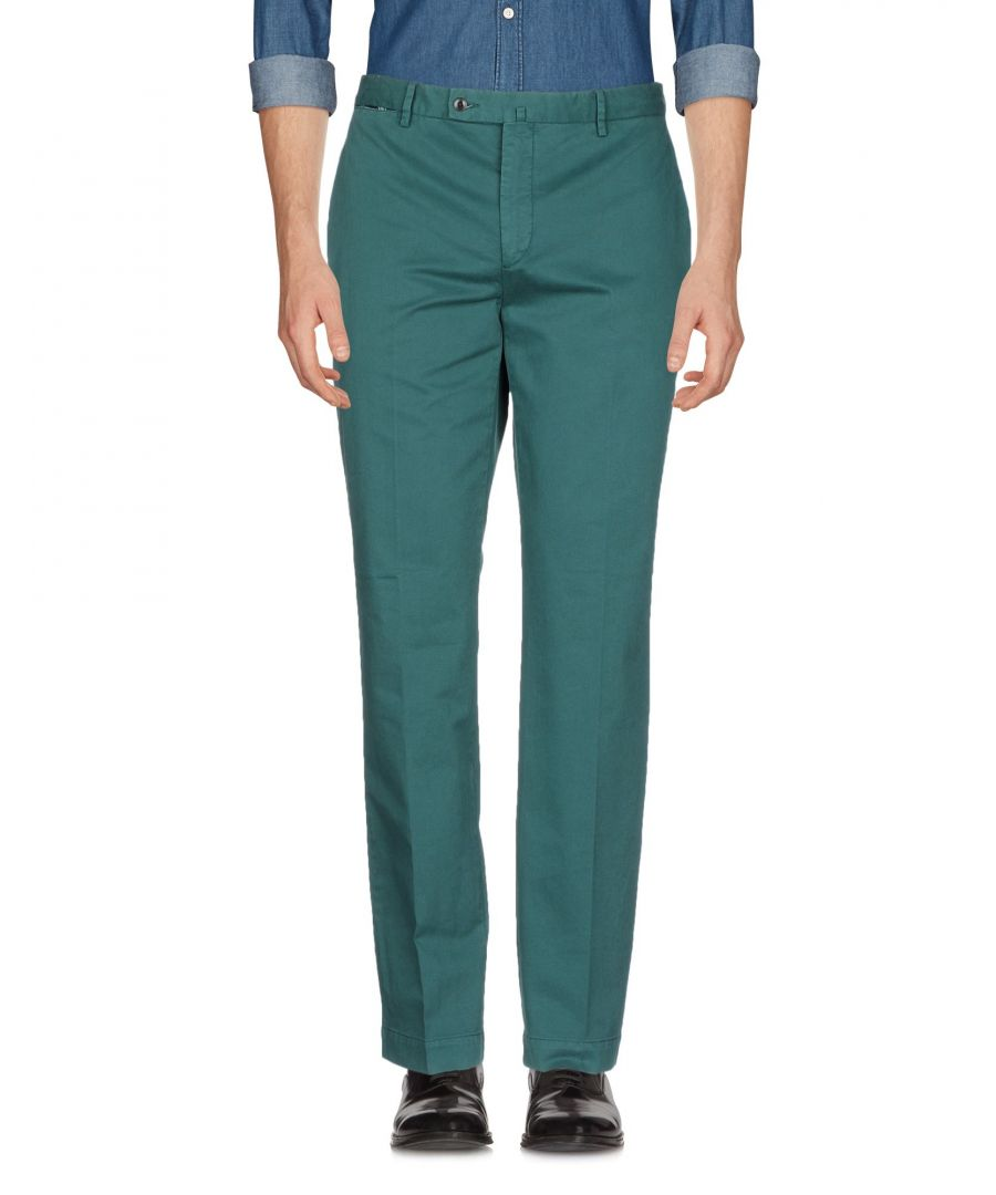 Image for TROUSERS Hackett Green Man Cotton