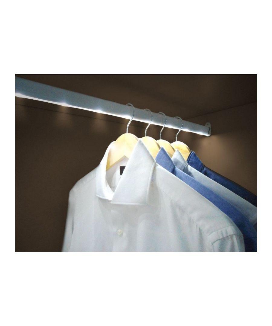 Image for LED Wardrobe Lighting Bar With Sensor 40cm
