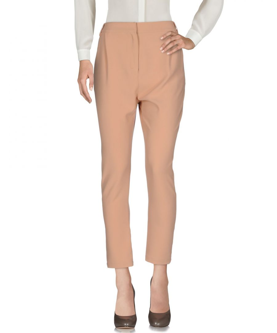 Image for TROUSERS Atos Atos Lombardini Pale pink Woman Polyester