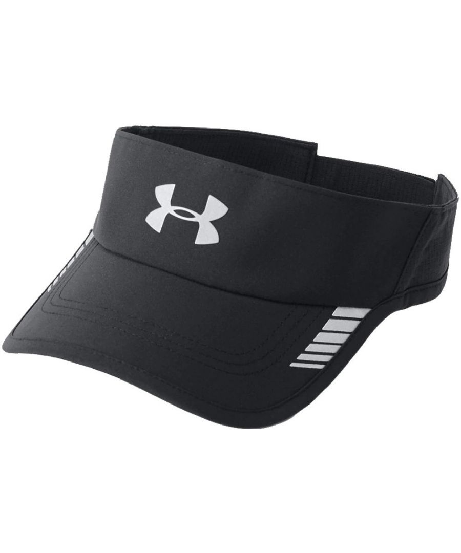 Image for Under Armour Mens Launch Lightweight Armour Vent Visor Hat