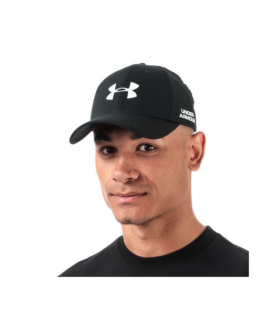 Image for Accessories Under Armour Men's Golf Headline 2.0 Cap in Black