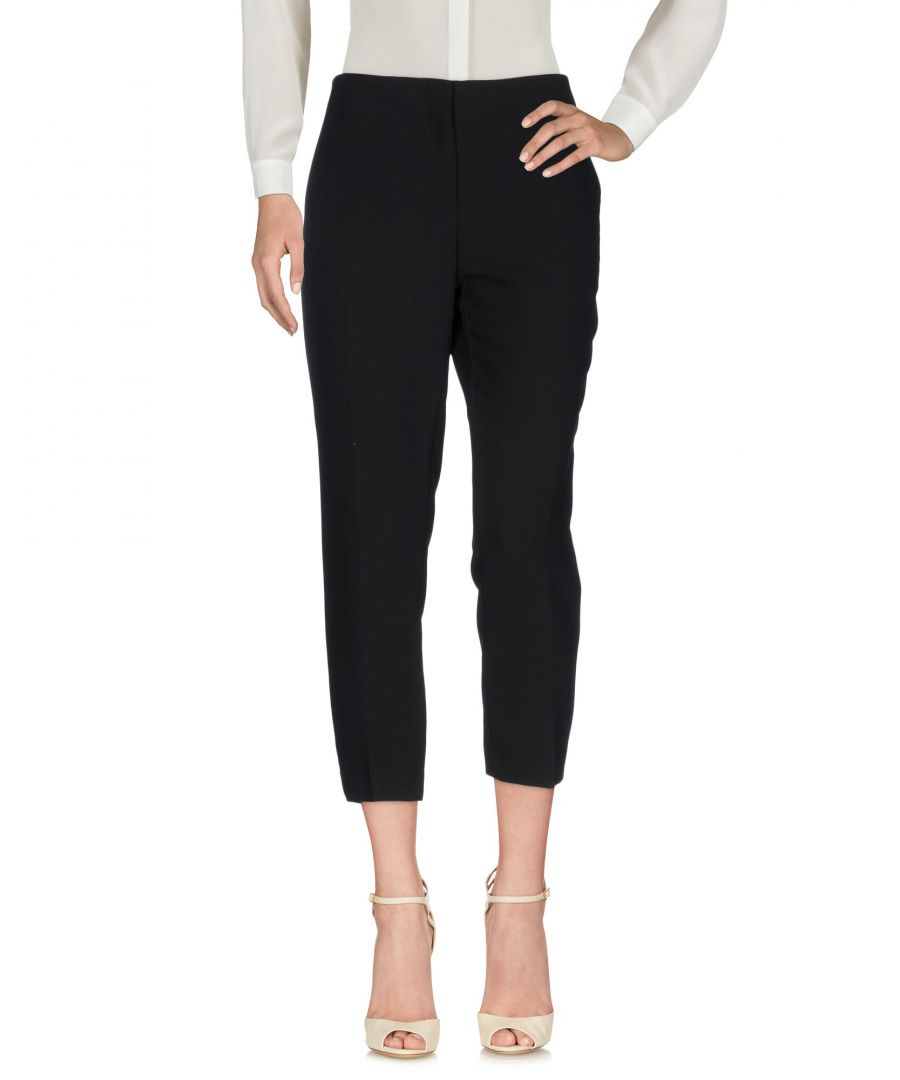 Image for TROUSERS Tara Jarmon Black Woman Polyester