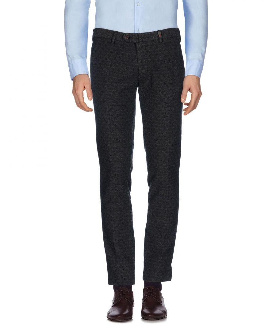Image for Gio Zubon Dark Brown Cotton Trousers