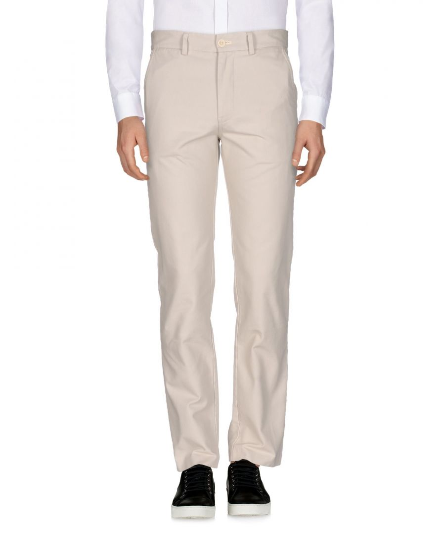 Image for TROUSERS F.S.C. Freemans Sporting Club Light grey Man Cotton