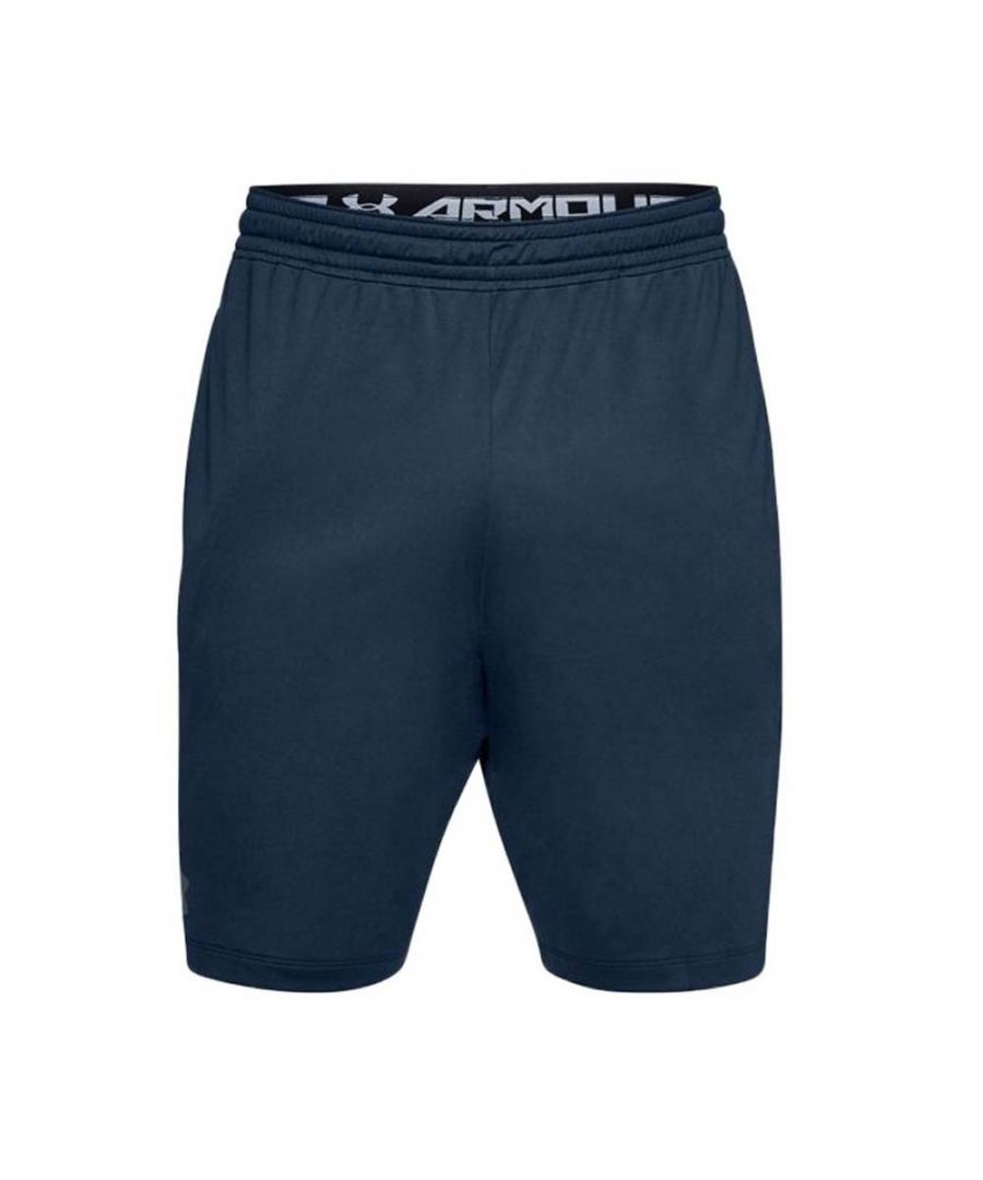 Image for Under Armour MK-1 Mens Short Navy Blue - S