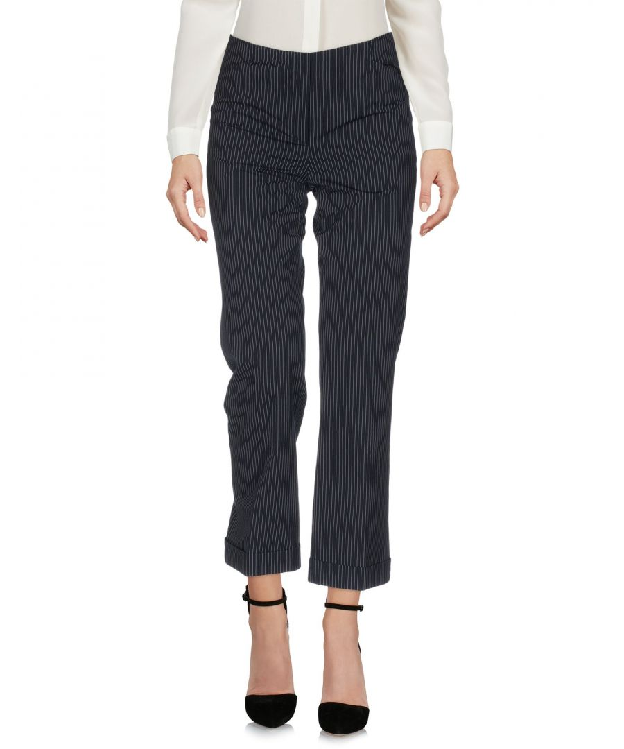 Image for Boule De Neige Dark blue Cotton Trousers