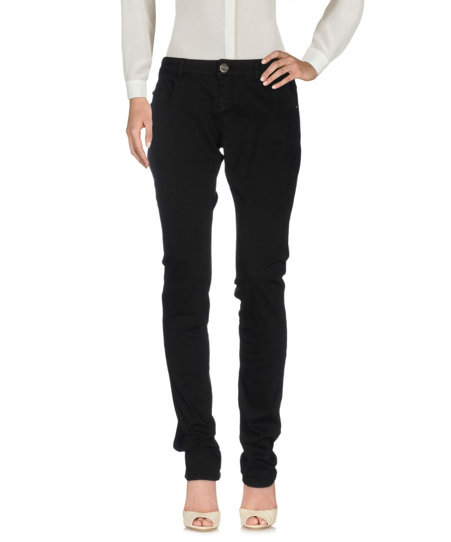 Image for TROUSERS Pinko Black Woman Cotton