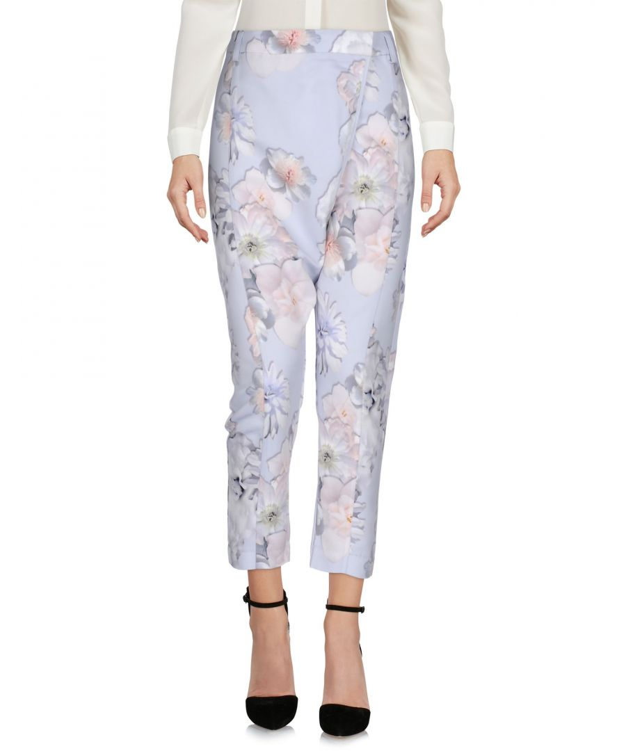 Image for Finders Keepers Sky blue Polyester Casual trousers