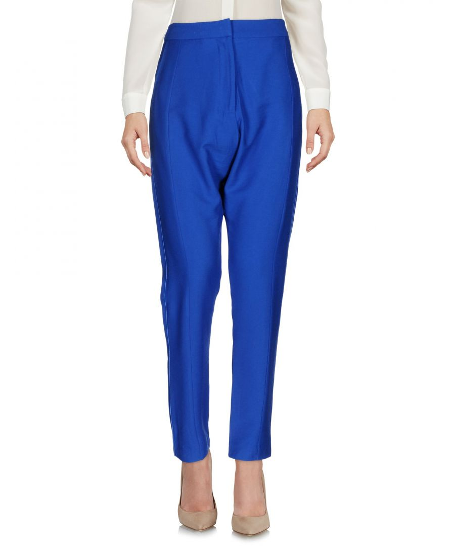 Image for Finders Keepers Bright blue Viscose Casual trousers