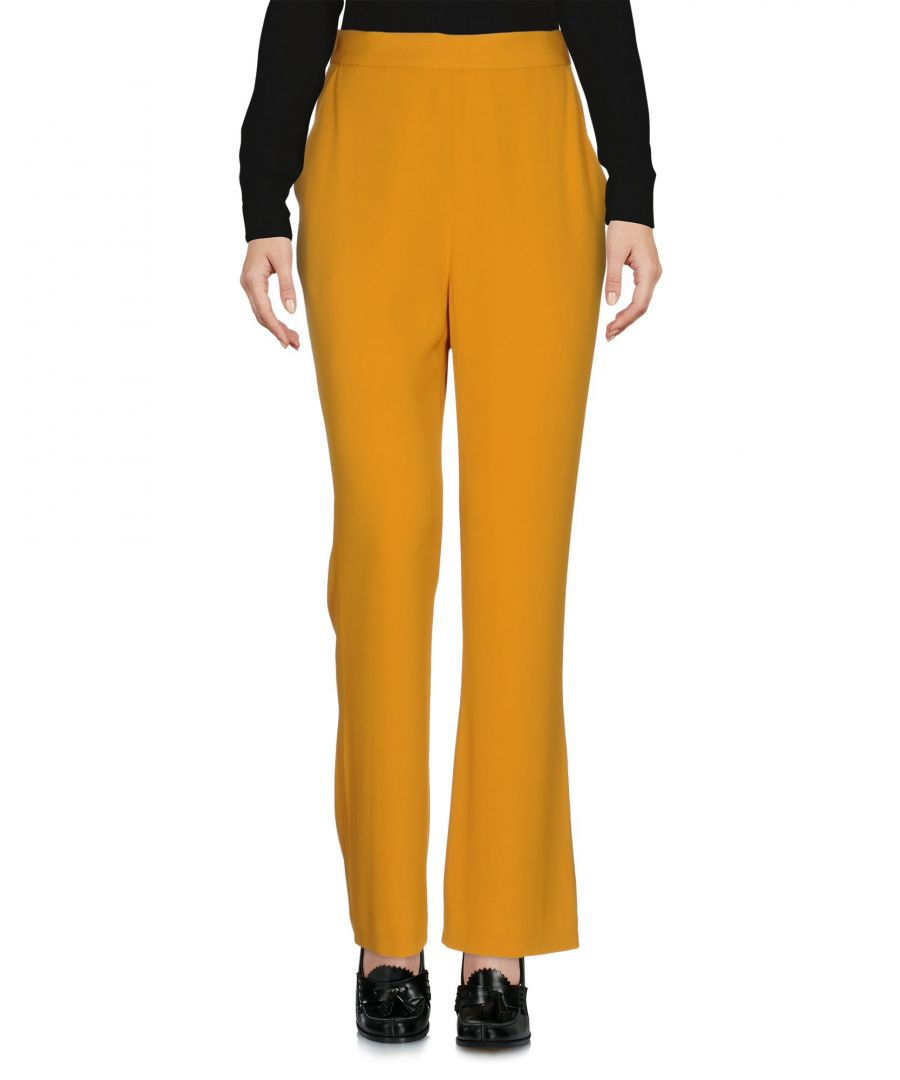 Image for Finders Keepers Ocher Polyester Casual trousers