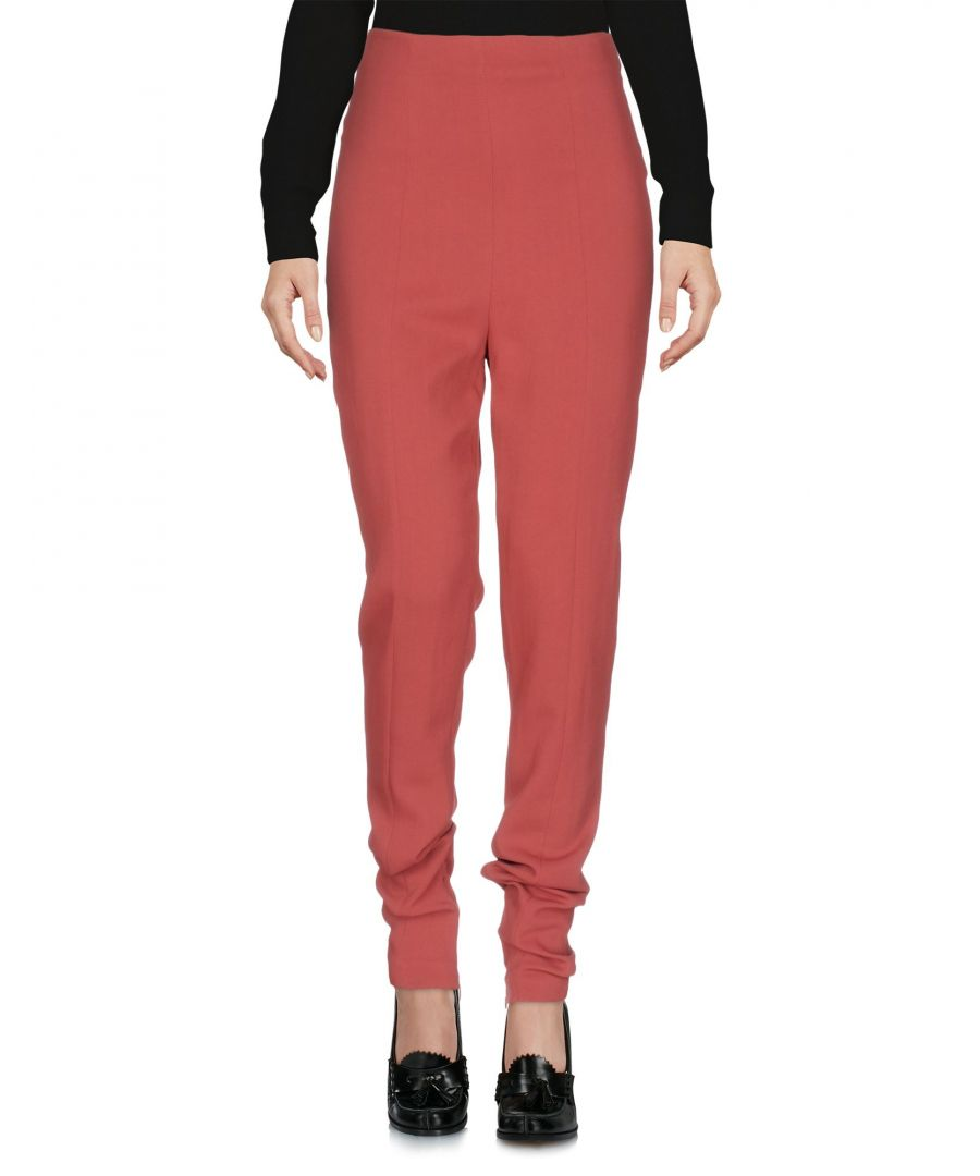 Image for Keepsake® Brick red Viscose Casual trousers