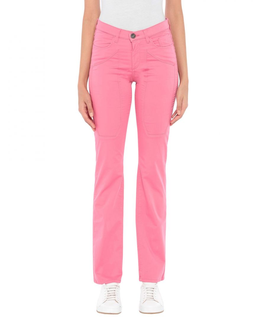 Image for TROUSERS Woman Jeckerson Pink Cotton