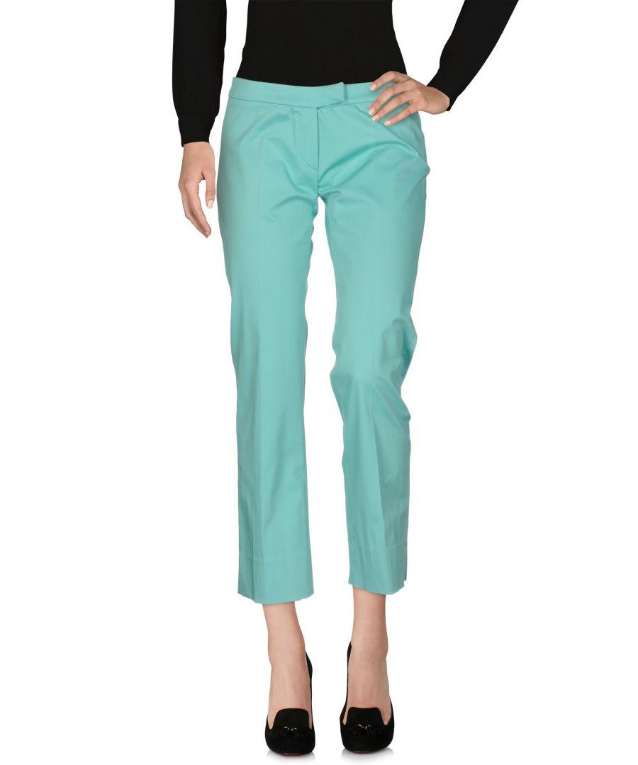 Image for Boule De Neige Light green Cotton Casual trousers