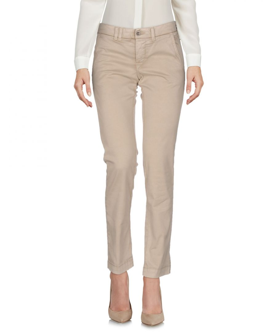 Image for TROUSERS Cycle Beige Woman Cotton