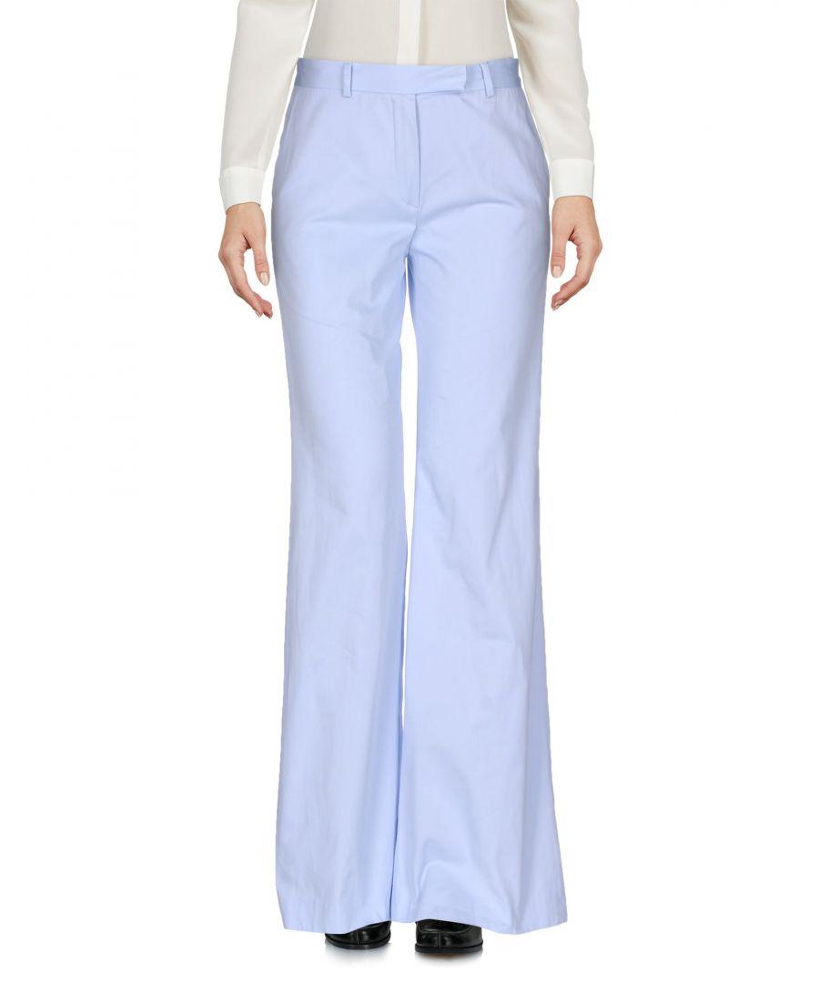 Image for Boule De Neige Sky Blue Cotton Trousers