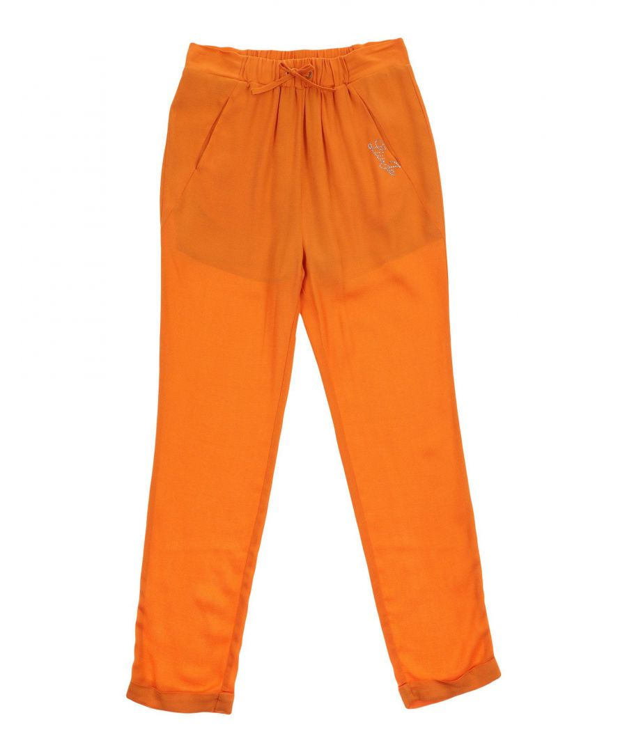 Image for TROUSERS Liu �Jo Orange Girl Viscose