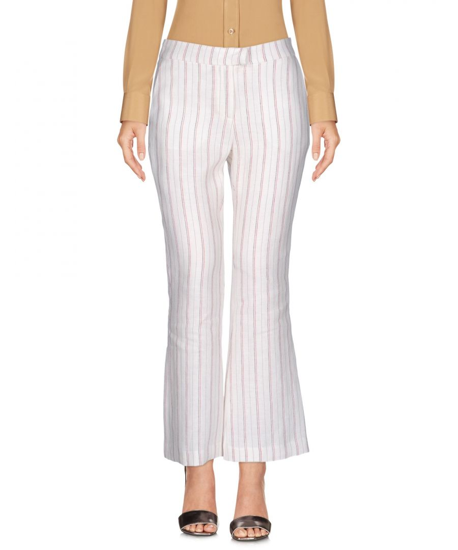 Image for Collection Privēe? White Linen Casual trousers