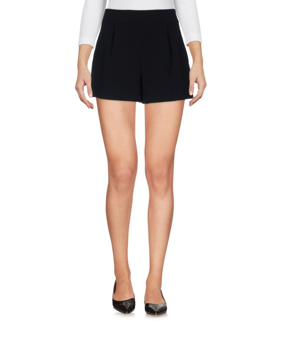 Image for Boutique Moschino Pink Crepe High Waisted Shorts