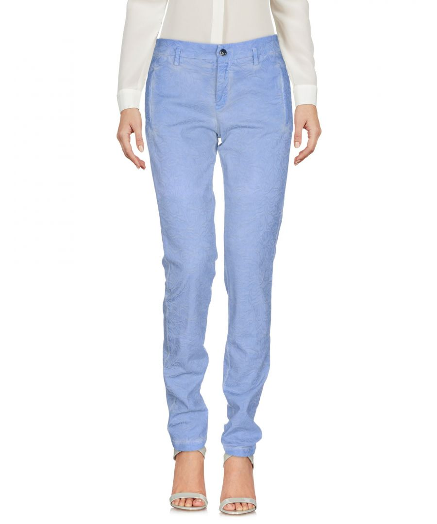 Image for TROUSERS Kaos Jeans Sky blue Woman Cotton