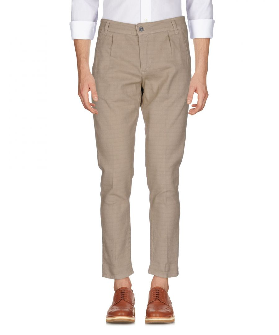 Image for TROUSERS Eredi Del Duca Sand Man Cotton
