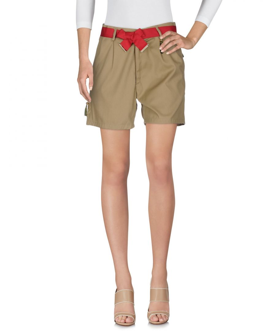 Image for Pinko Khaki Shorts