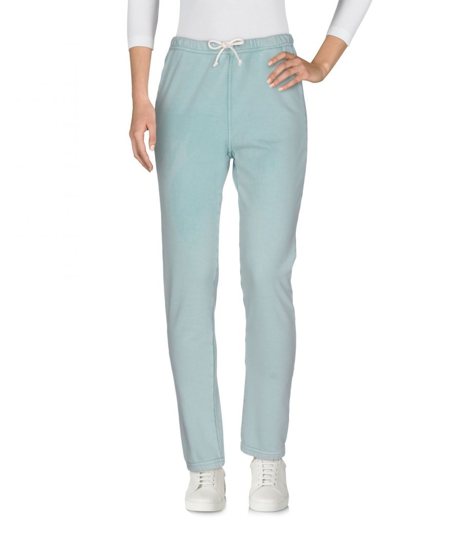 Image for Cycle Light Green Cotton Joggers