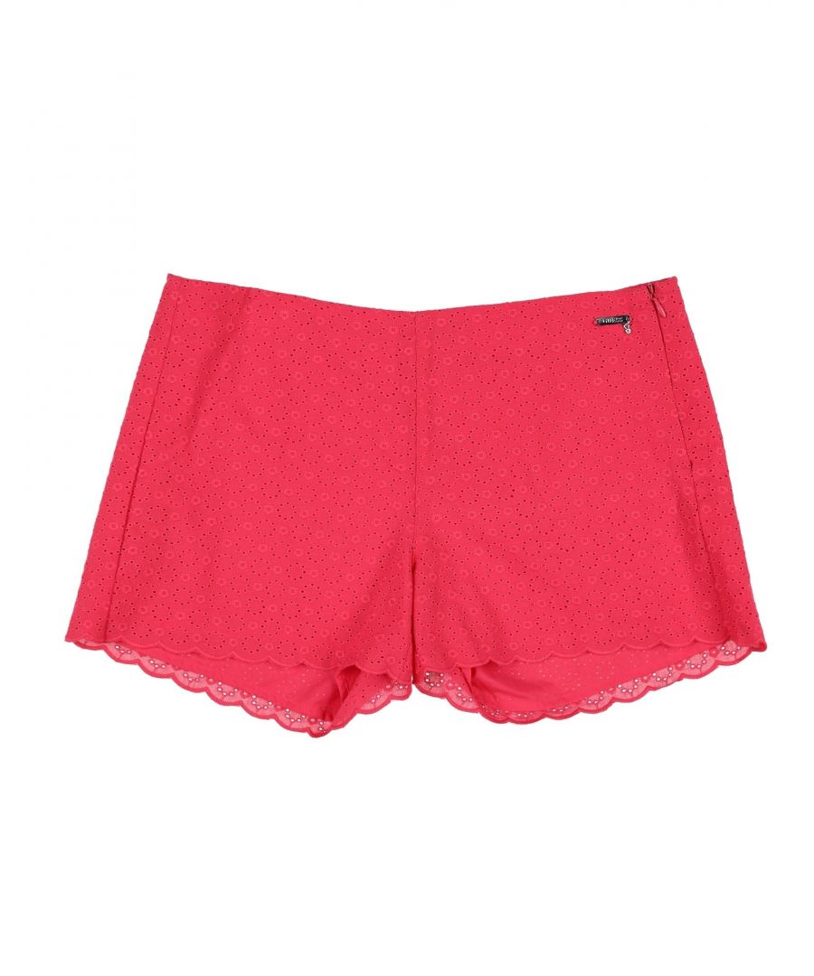 Image for Guess Fuchsia Girl Cotton Shorts