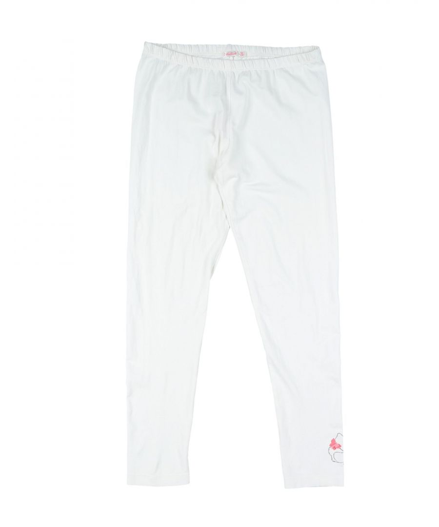 Image for TROUSERS Billieblush White Girl Cotton