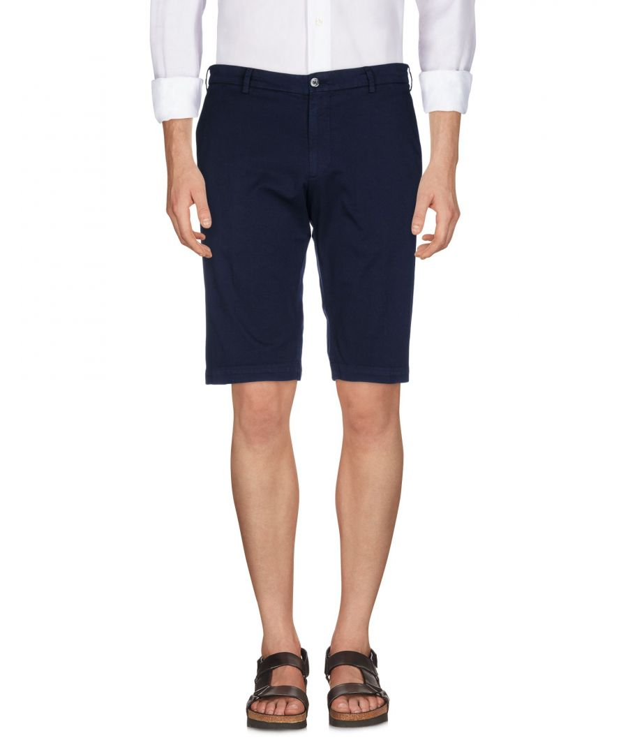 Image for Tombolini Dark blue Cotton Bermuda
