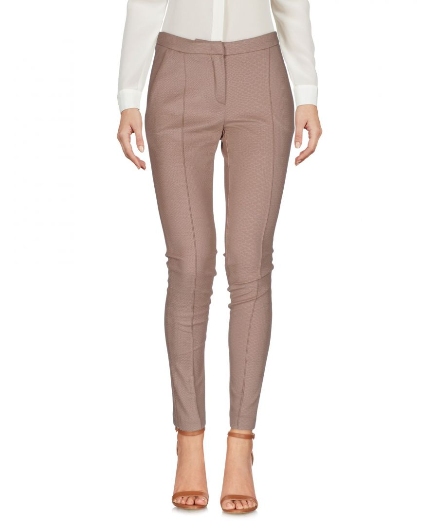 Image for Kaos Camel Tailored Trousers