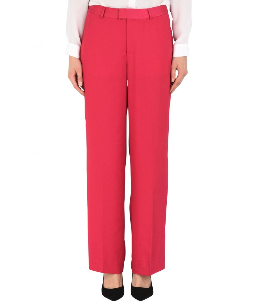 Image for TROUSERS Maison Scotch Fuchsia Woman Polyester