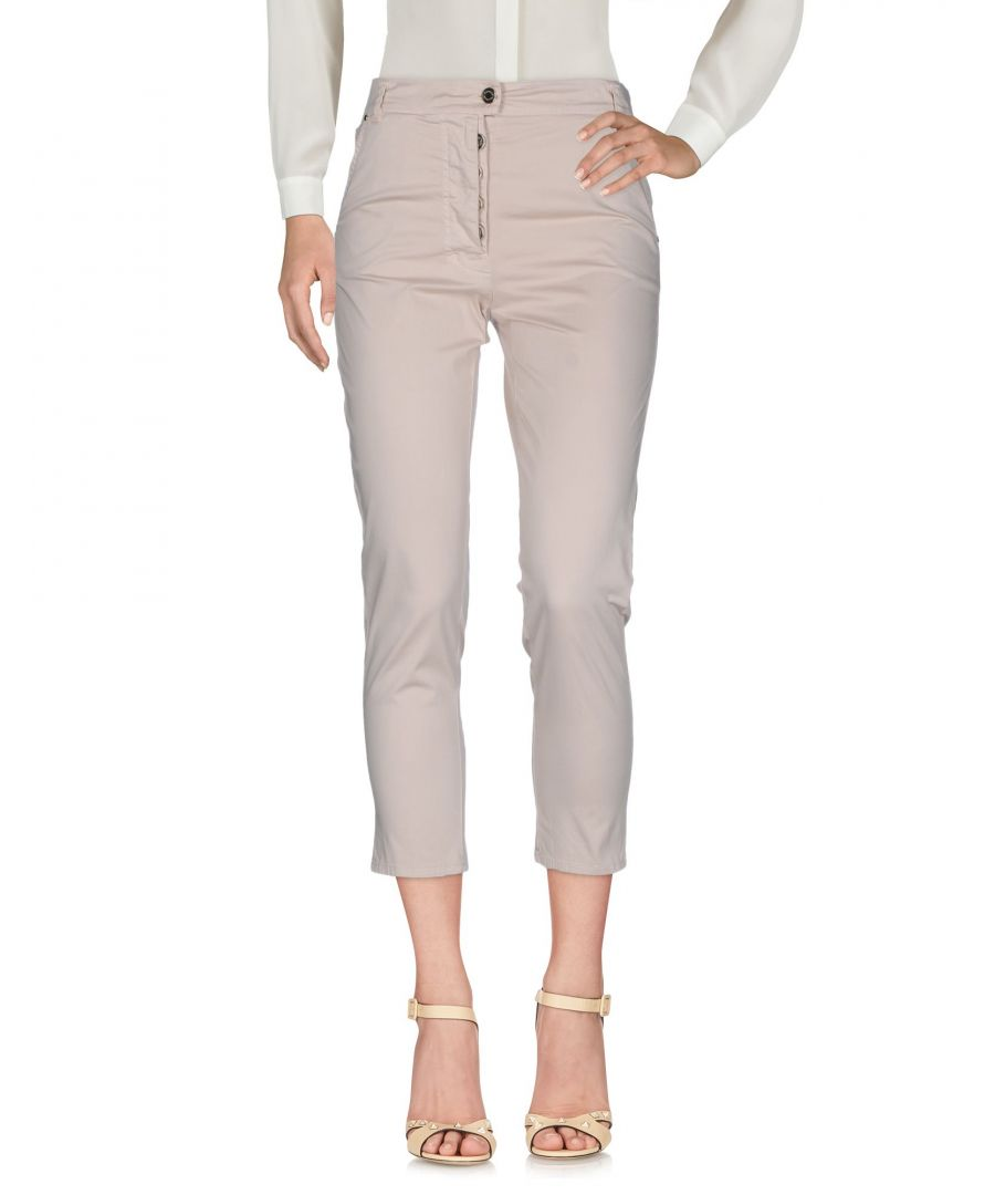 Image for TROUSERS Annarita N Beige Woman Cotton