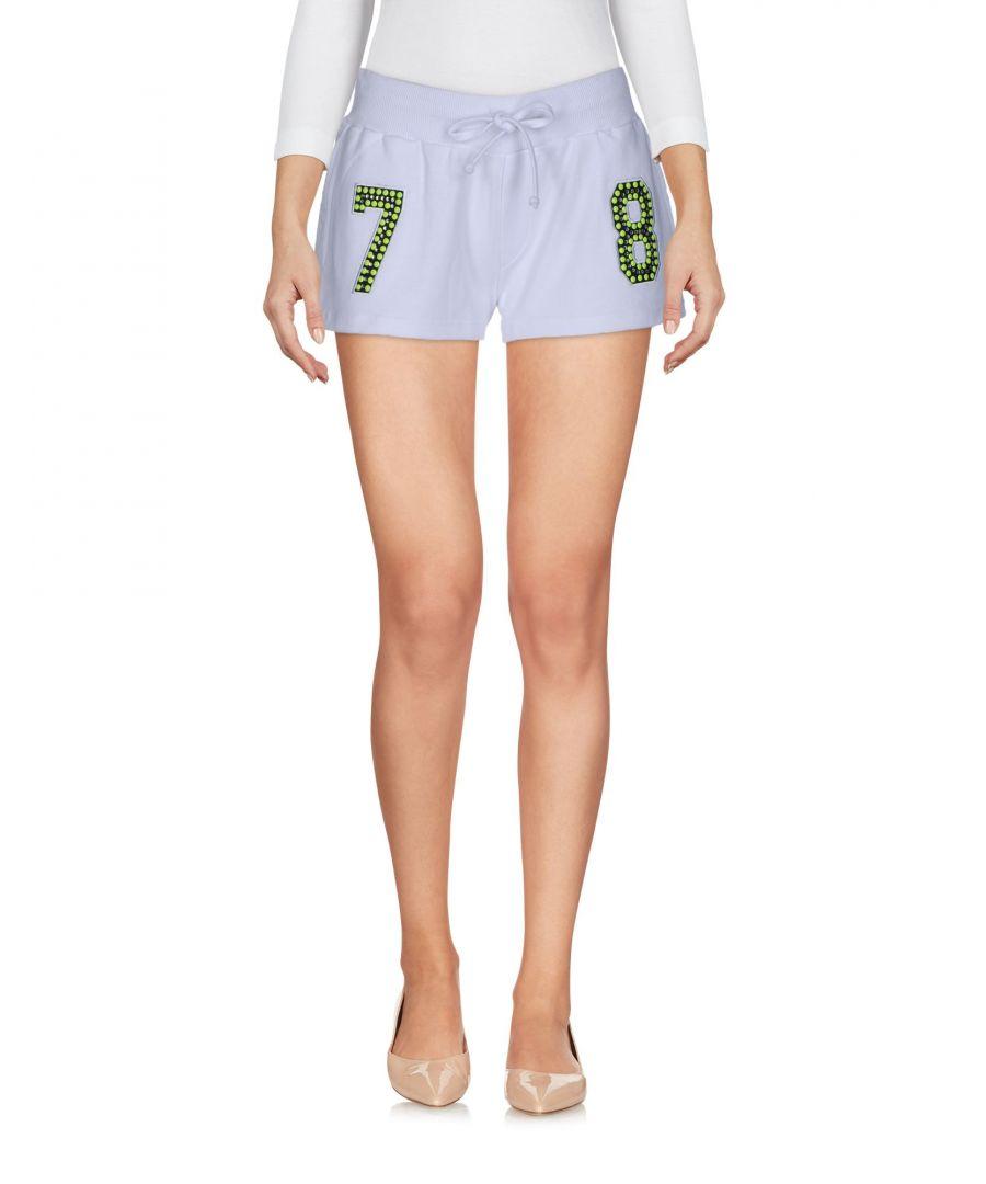 Image for Odi Et Amo White Cotton Shorts