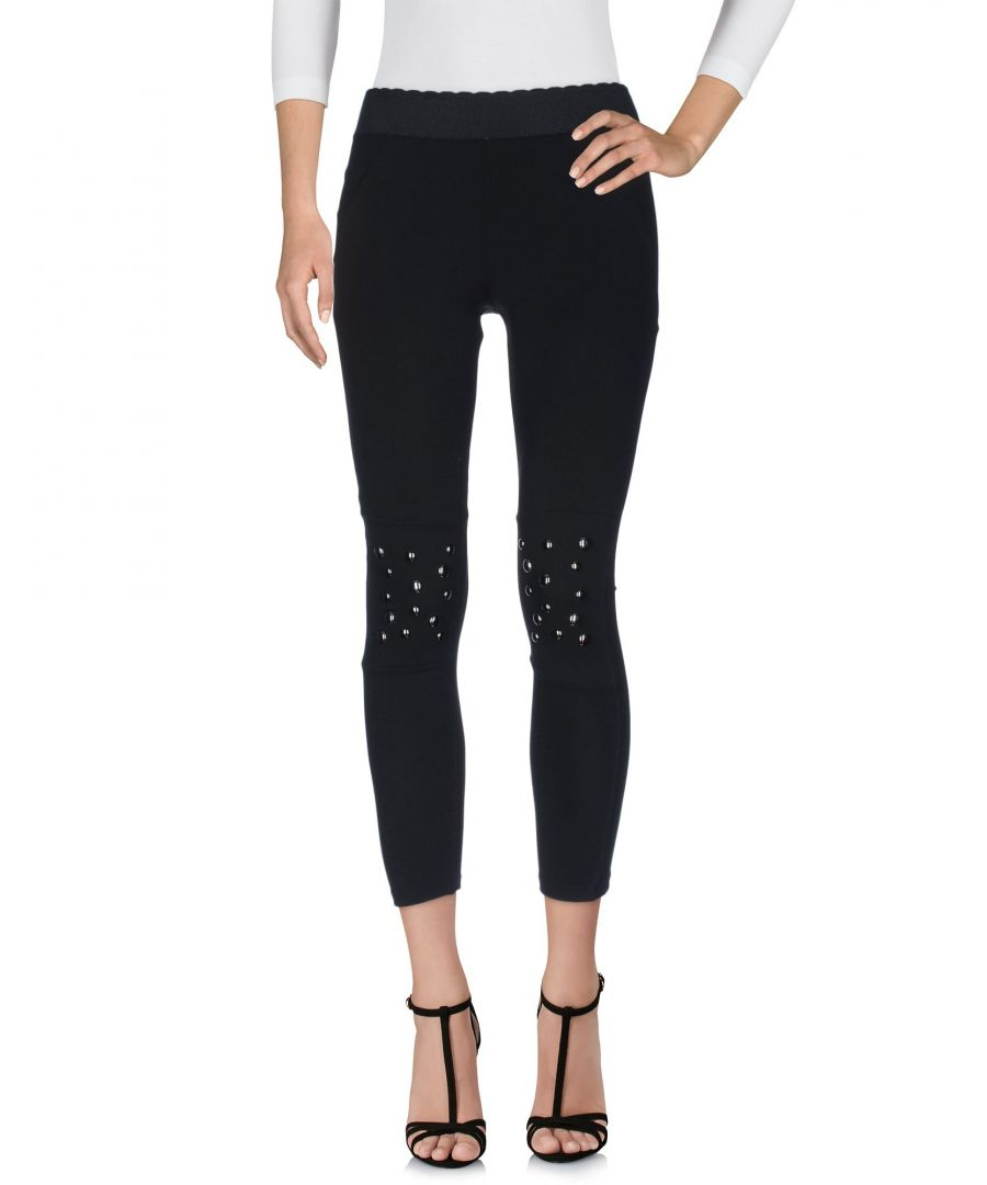 Image for Odi Et Amo Black Jersey Leggings