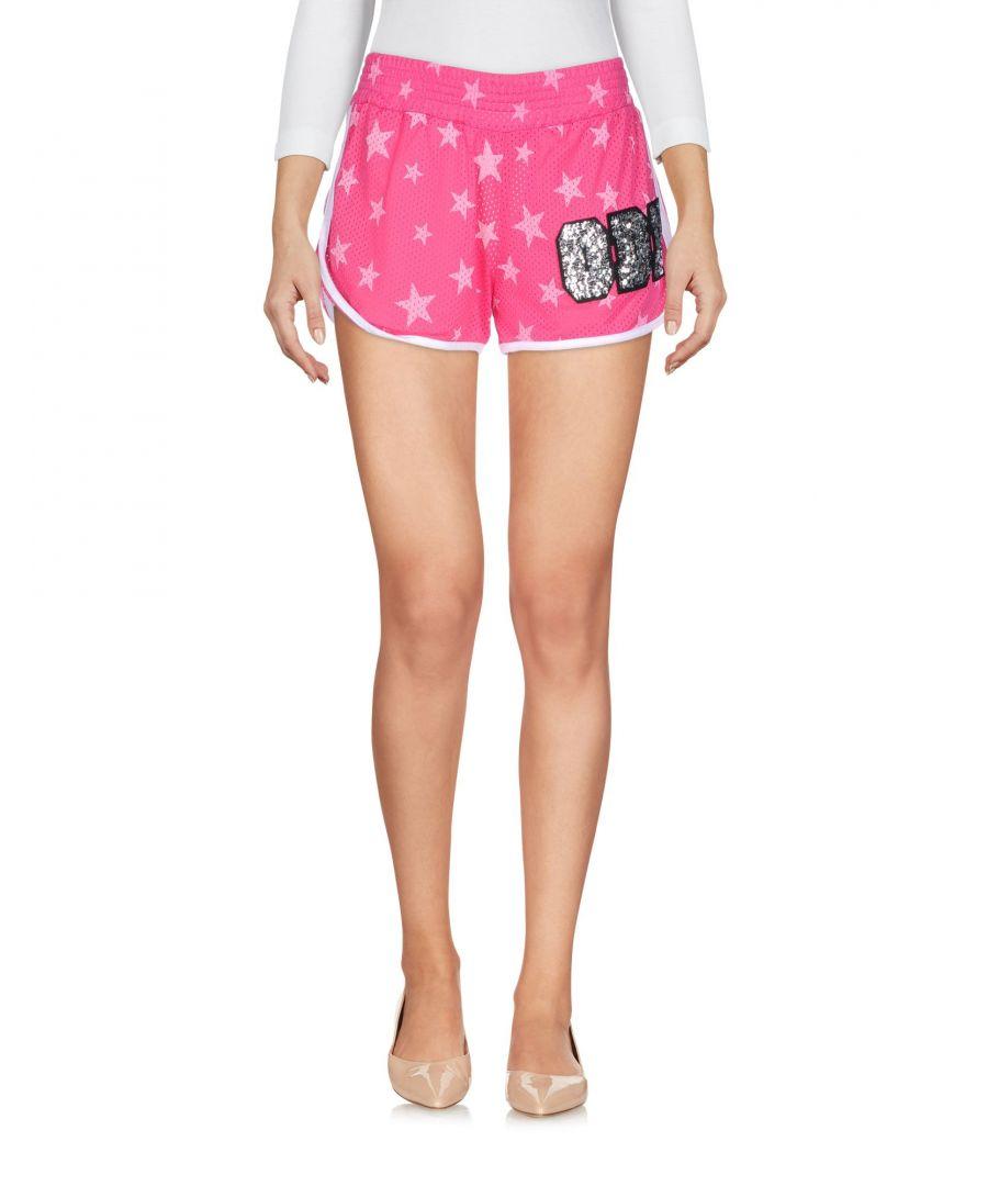 Image for Trousers Women's Odi Et Amo Fuchsia Polyester
