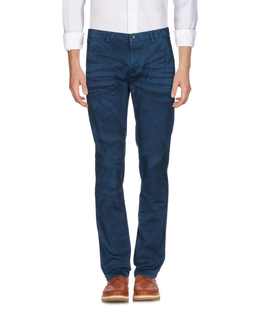 Image for TROUSERS Iceberg Pastel blue Man Cotton