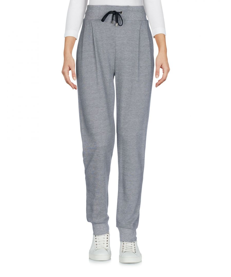 Image for TROUSERS Ice Iceberg Grey Woman Cotton