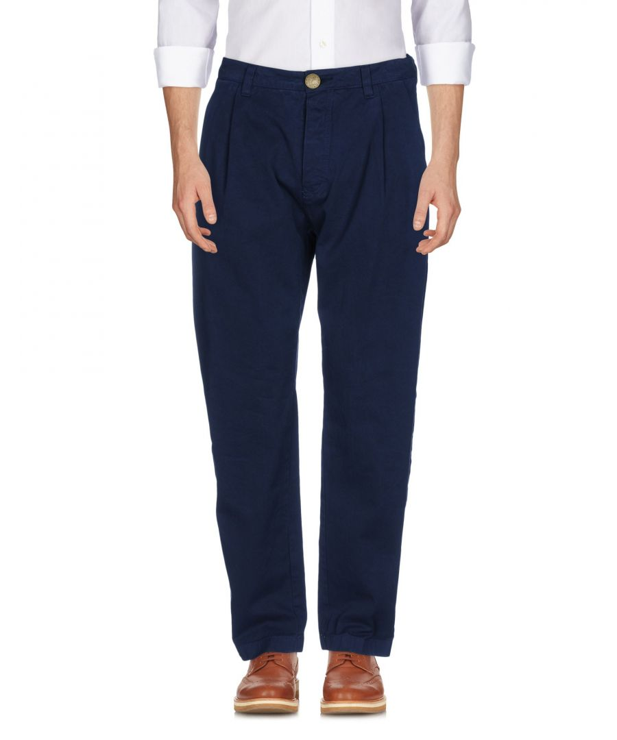 Image for North Sails Dark Blue Cotton Trousers