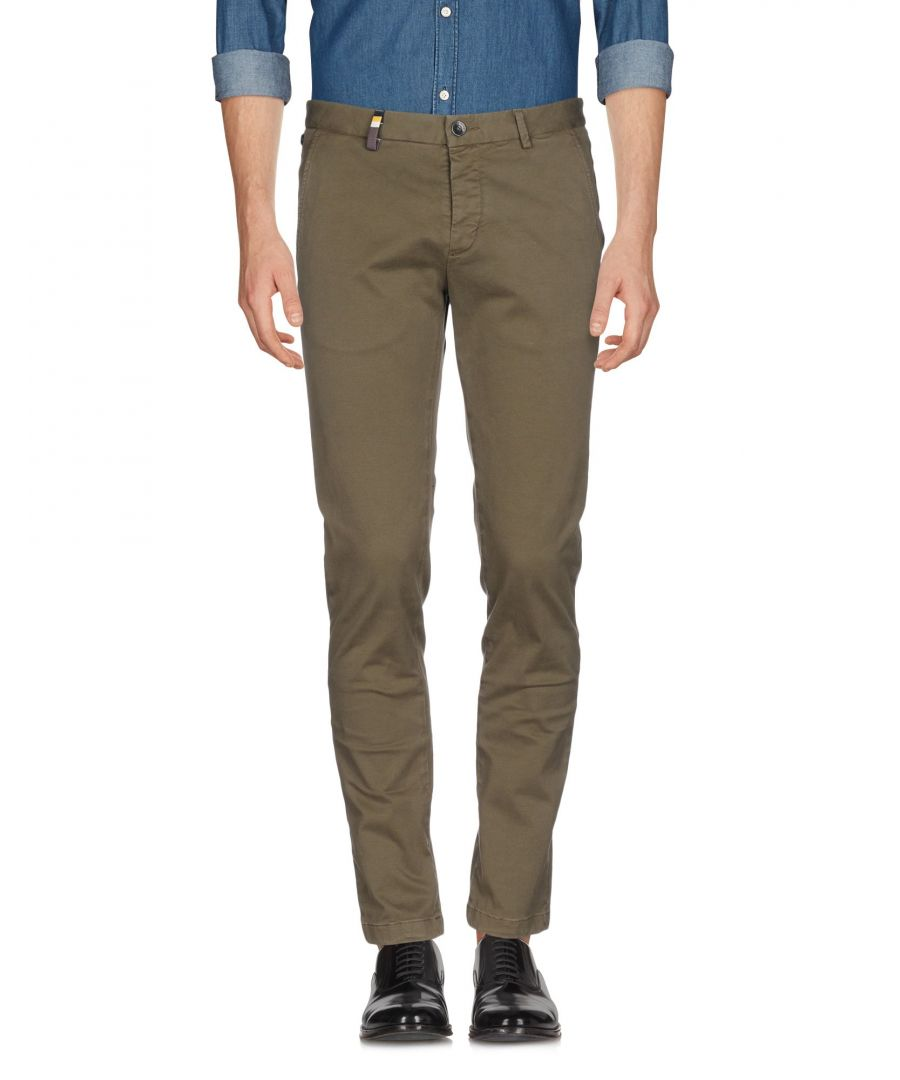Image for TROUSERS Iceberg Blue Man Cotton