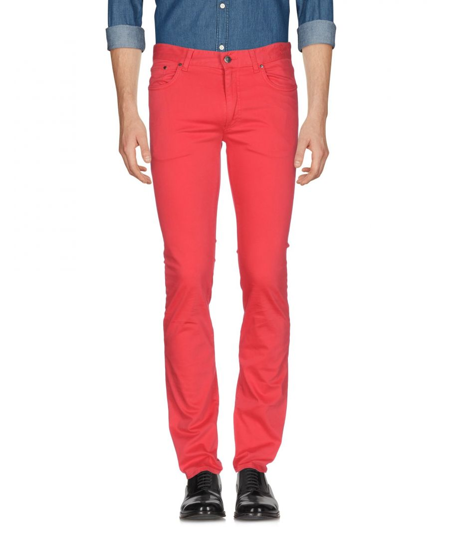 Image for Versace Collection Coral Cotton Trousers