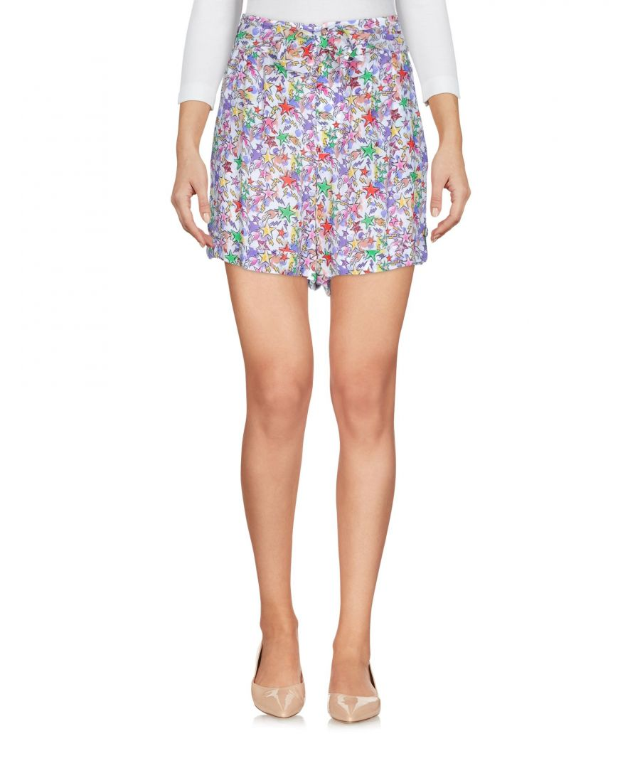 Image for Just Cavalli Light Purple Shorts
