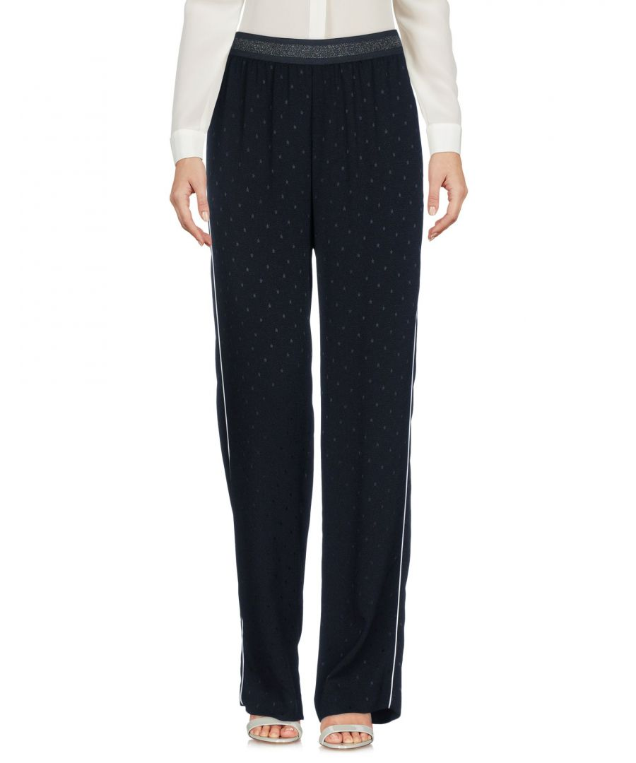 Image for Just Cavalli Black Casual Trousers