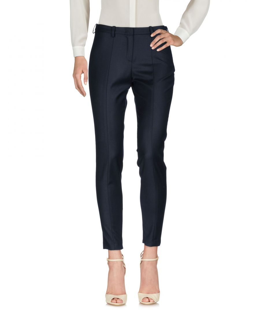Image for Kaos Dark Blue Tapered Trousers